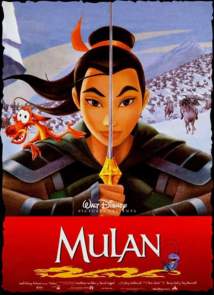 Mulan (1998) มู่หลาน