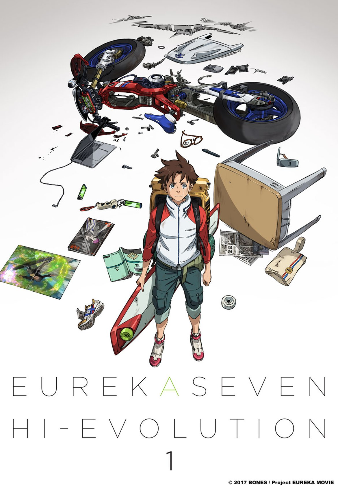 Eureka Seven Hi-Evolution 1 (2017)