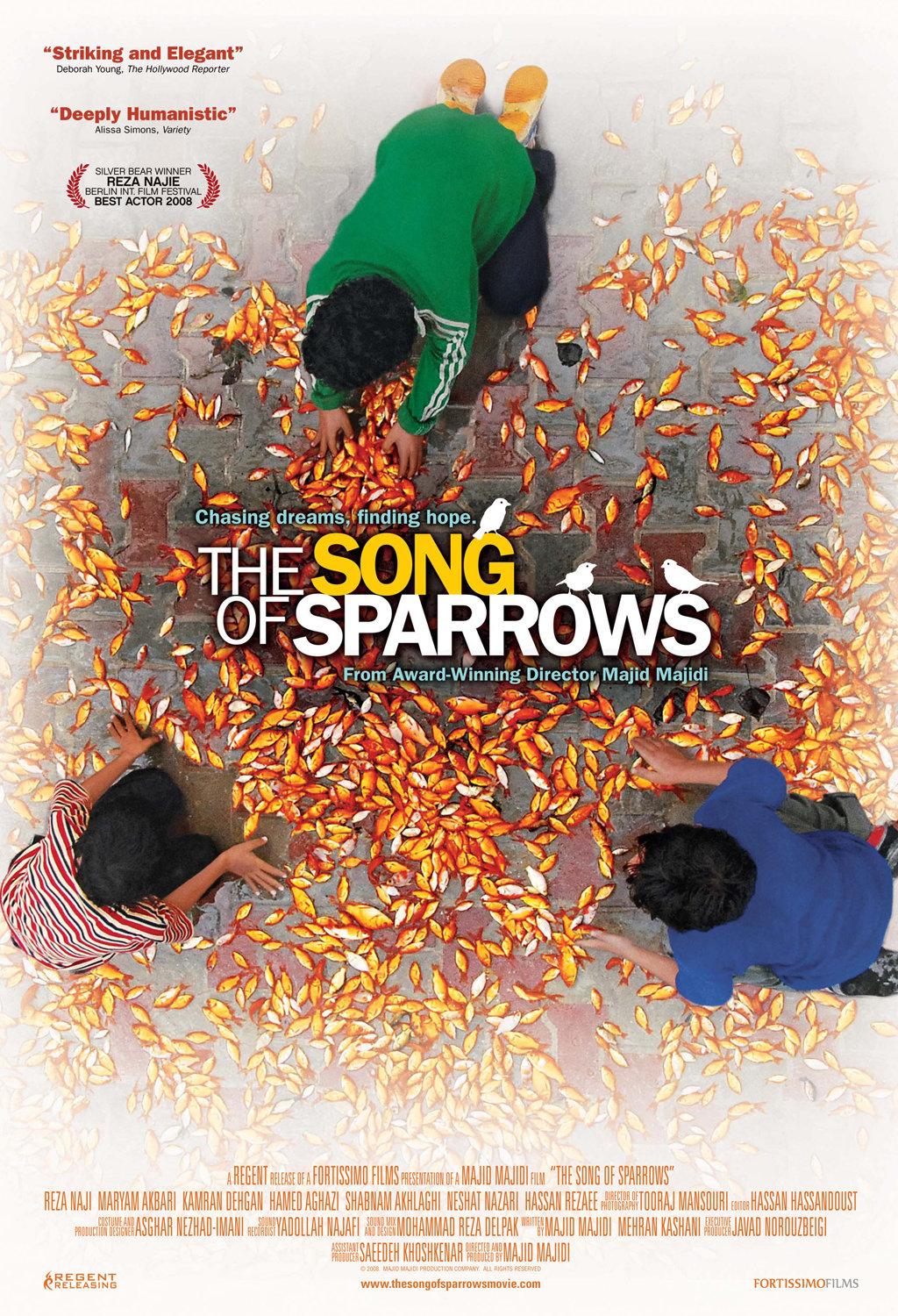 The Song of Sparrows (Avaze gonjeshk-ha) (2008)