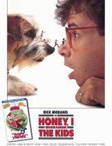 Honey, I Shrunk the Kids (1989) 4 จิ๋วพลิกมิติมหัศจรรย์