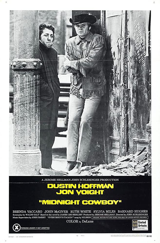 Midnight Cowboy (1969) มิดไนต์คาวบอย