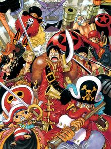 One Piece The Movie 12 Film Z (2012) วันพีซ ฟิล์ม แซด