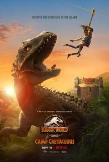 Jurassic World Camp Cretaceous 2